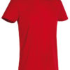 STEDMAN-ST8000-meeste-t-särk-body-fit-punane-red-crimson