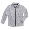 stedman-st5850-meeste-fliis-kootud-jakk-fleece-knitted-hele-hall-light-grey-melange