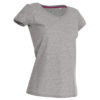 stedman-st9130-naiste-t-sark-v-kaelus-neck-body-fit-puuvill-grey-heather-hele-hall-siiditrukk