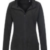 STEDMAN-ST5100-naiste-fliis-jakk-fleece-jacket-must-black-opal